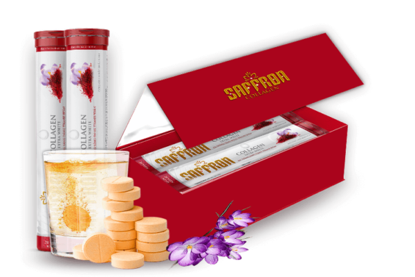 Saffron Collagen Extra White